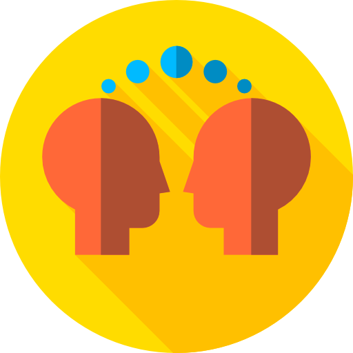 Conversation Icon Psychology Freepik