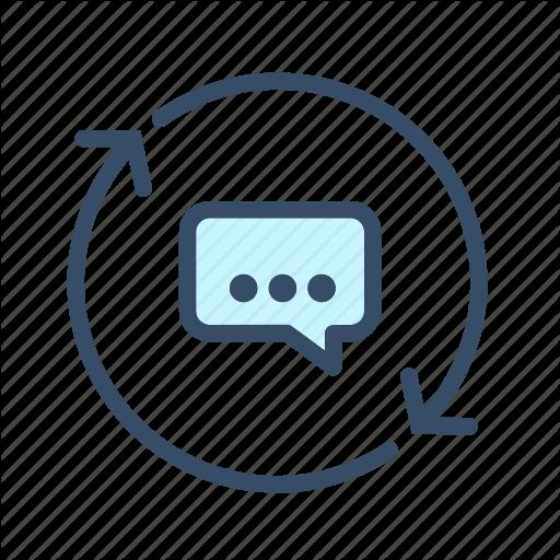 Business, Chat, Communication, Conversation Icon