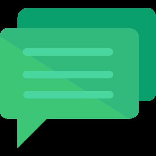 Communication, Speech Bubble, Conversation Icon