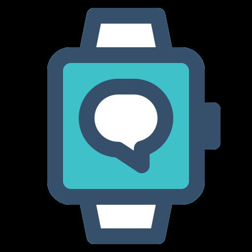 Smart, Watch, Conversation Icon Free Of Smart Watch