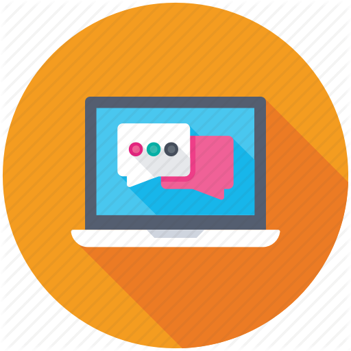 Chat, Chit Chat, Communication, Conversation, Online Chat Icon
