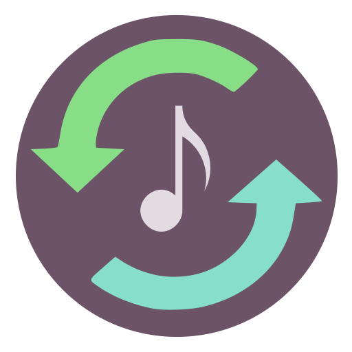 Sound, Converter Icon Free Of Super Flat Remix Apps