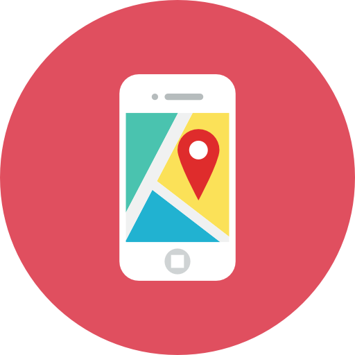 Application Map Icon Free Download As Png And Formats