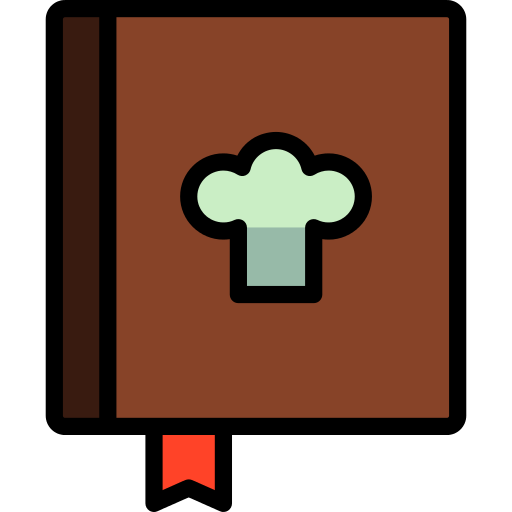 Cookbook Chef Png Icon