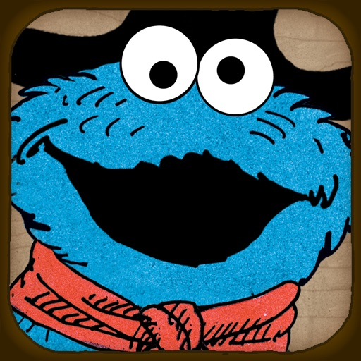 The Great Cookie Thief A Sesame Street App Starring Cookie Monster