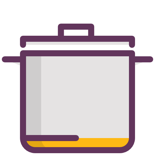 Pot, Cooking, Soup, Food, Kitchen Icon Free Of Kitchen Bold