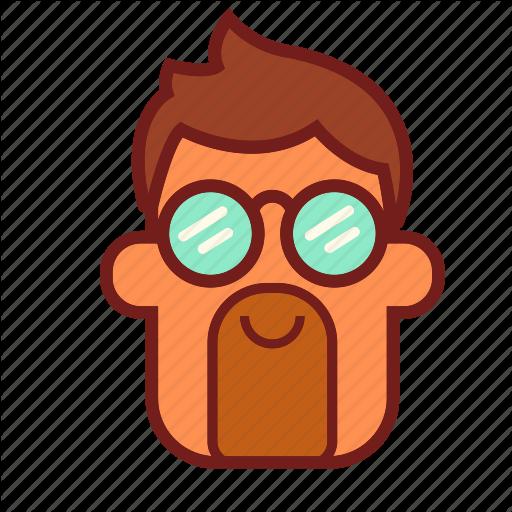 Avatar, Cool Guy, Emoji, Face, Glasses, Man, Profile Icon