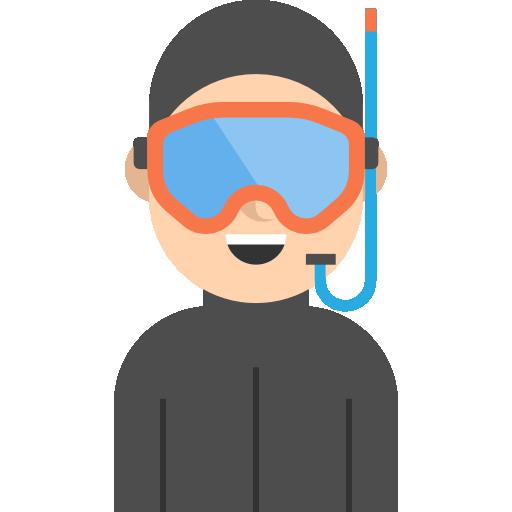 Flat Sport Avatar Icon