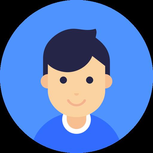 Defualt Avatar, Person Icon, Icon Design