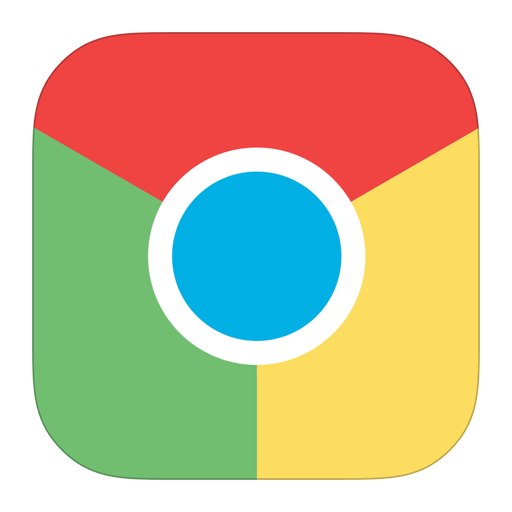 I'm Really Not A Fan Of The New Chrome Logo Especially When It Is