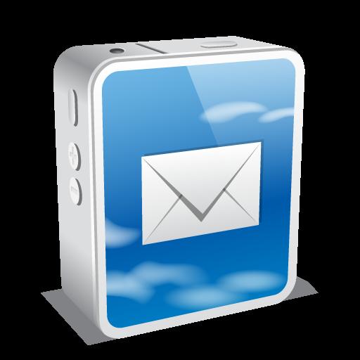 Mail Icon Mini Iconset Double J Design