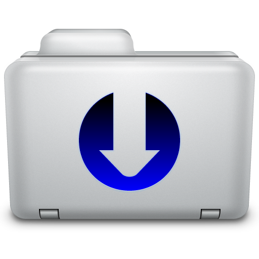 Ion Downloads Folder Icon