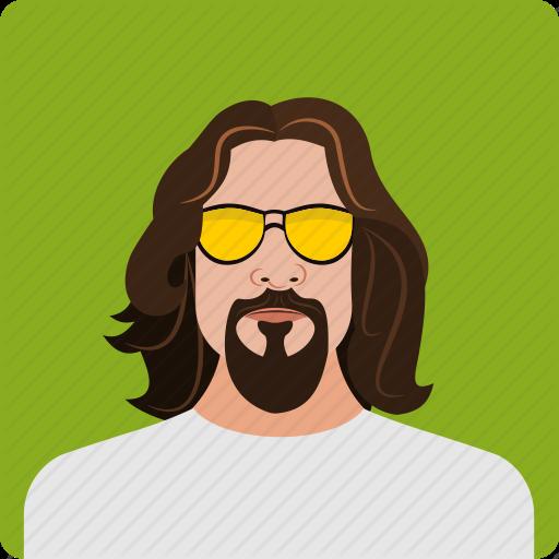 Avatar, Face, Glasses, Human, Men, People, Profile Icon