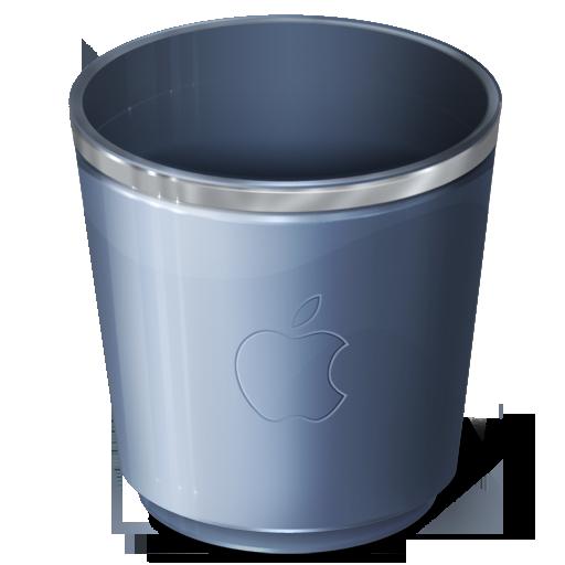 Empty, Recycle Bin, Trash Icon
