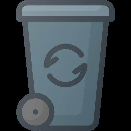 Recycle, Trash, Bin, Can, Waste, Garbidge Icon Free Of Free Set