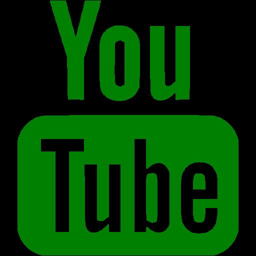 Green Youtube Icon