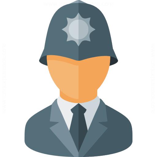 Iconexperience G Collection Policeman Bobby Icon