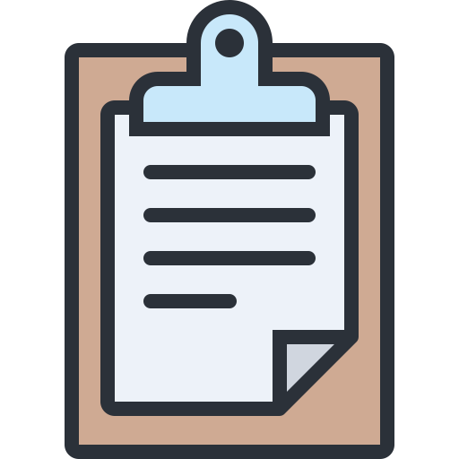 Clipboard, Copy, Paste Icon With Png And Vector Format For Free