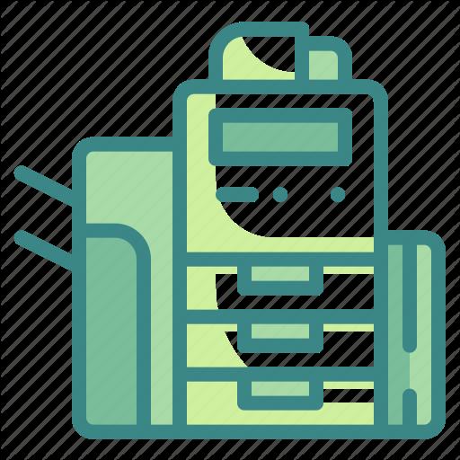 Copier, Copy, Electronic, Machine, Office, Photocopier, Tools Icon