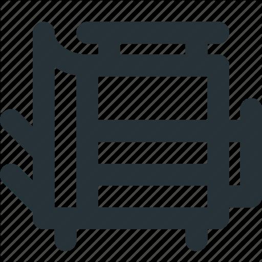 Copy, Machine, Printer, Scanner, Xerox Icon