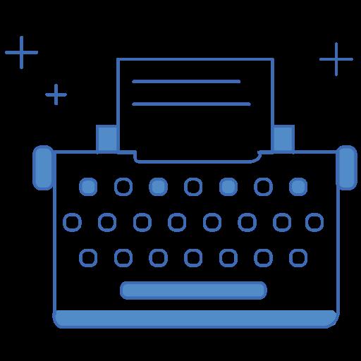 Copywriting, Document Icon