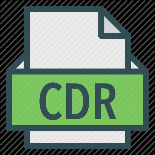 Autodesk, Cdr, Corel, Coreldraw, Format Icon