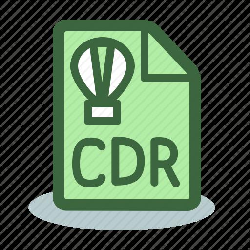 Cdr, Corel, Corel Draw, Draw, Icon