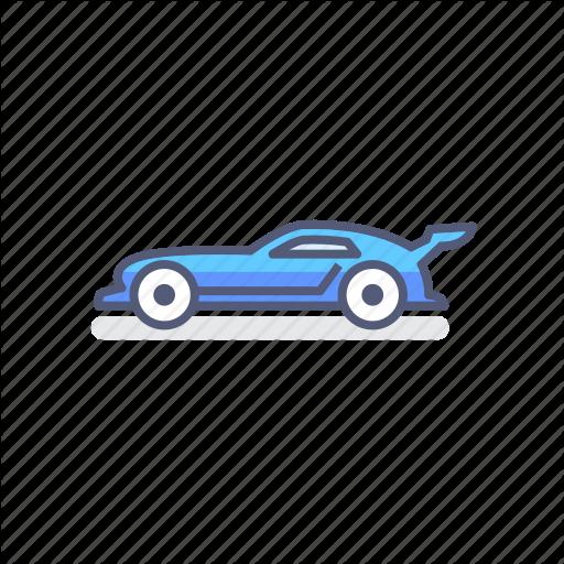 Car, Corvette, Race, Sport Icon