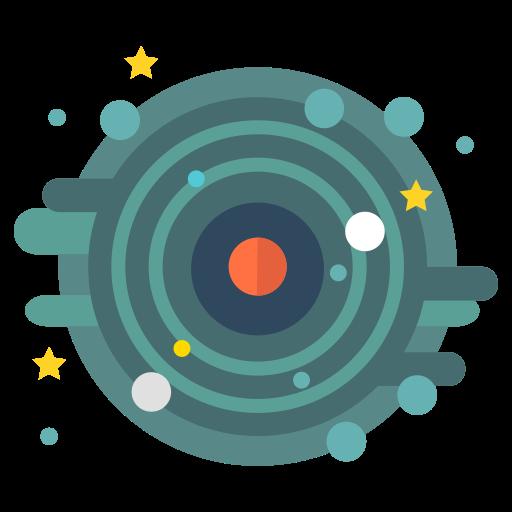 Andromeda, Astronomy, Cosmos, Galaxy, Space, Spiral, Universe Icon