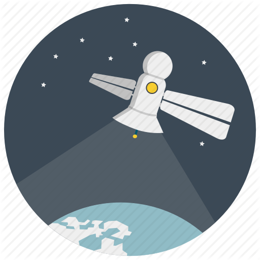 Cosmos, Global, Gps, Satellite, Signal, Space, Space Station Icon