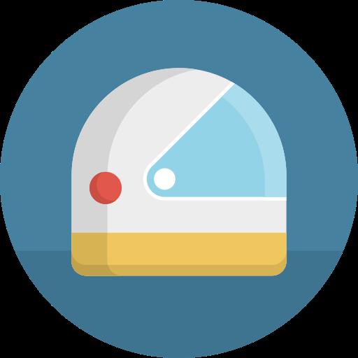 Cosmos, Helmet Icon