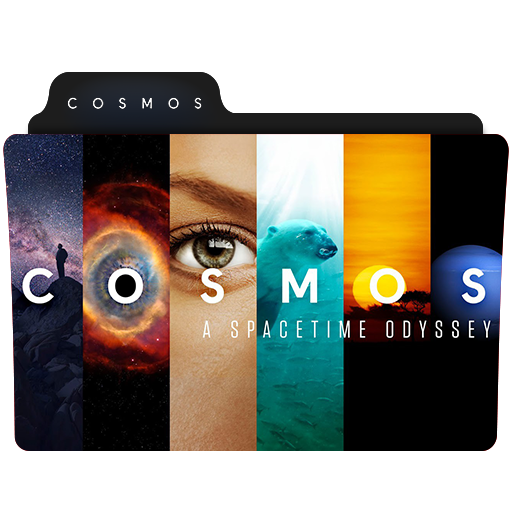 Cosmos A Spacetime Odyssey Folder Icon