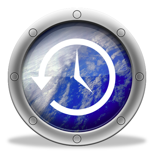 Timemachine Earth Icon Free Download As Png And Icon Easy