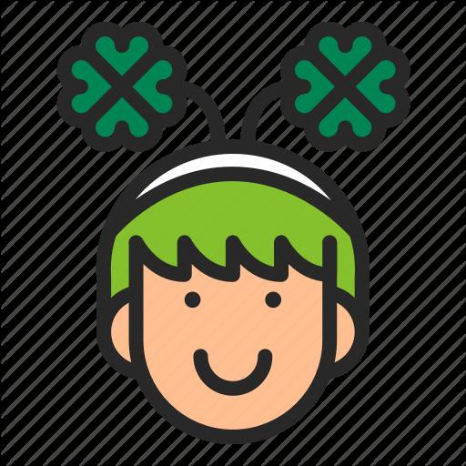 Clover, Cosplay, Costume, Headband, Ireland, St Patrick's Day Icon