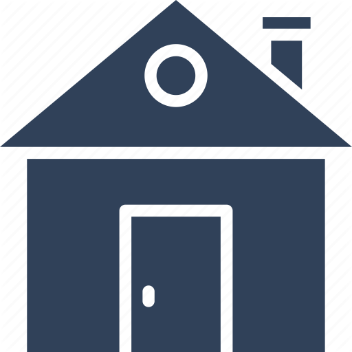 Cabin, Cottage, Home, House Icon