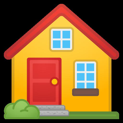 House Icon Noto Emoji Travel Places Iconset Google