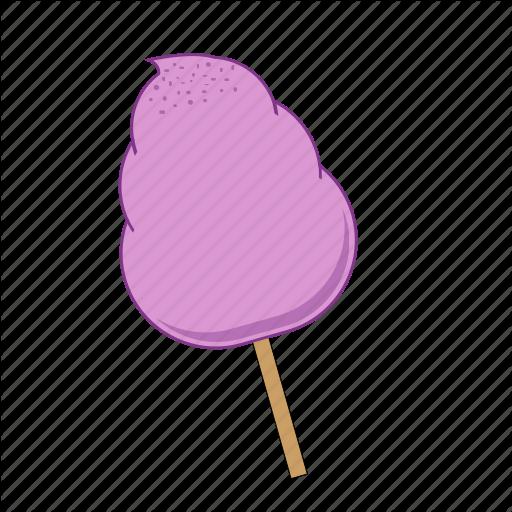 Candy, Candy Floss, Cotton Candy, Dessert, Lollipop, Sweet, Sweets
