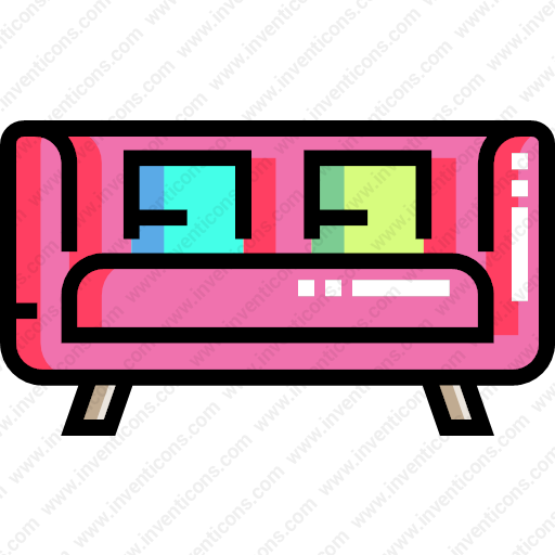 Download Furniture,home,armrest,sofa,relax,furniture,rest Icon