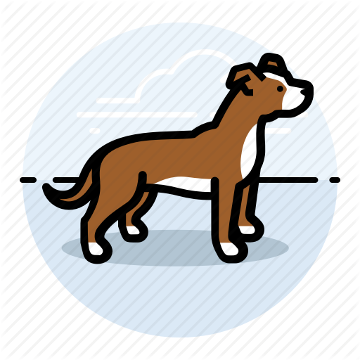 Boxer, Dog, Dogs, Pets, Puppy Icon