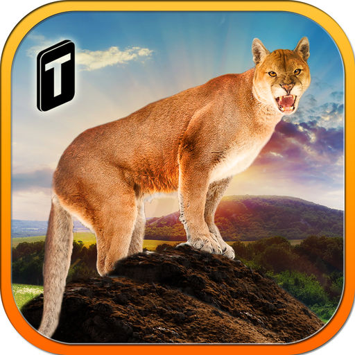 Mountain Lion Rampage Wild Cougar Attack