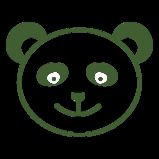 Simple Panda Icon