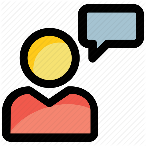 Babbling, Counseling, Debate, Speaking Person, Speech Icon