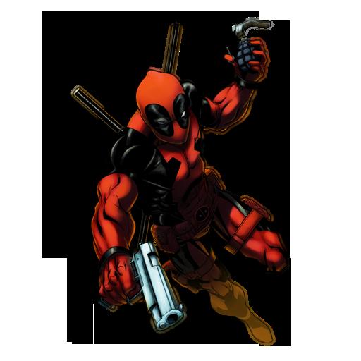 Deadpool Counter Strike Source Sprays
