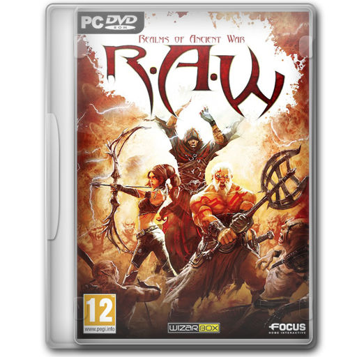 R A W Realms Of Ancient War Icon
