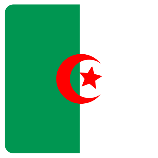 Algeria, Country, Flag Icon Free Of Country Flag