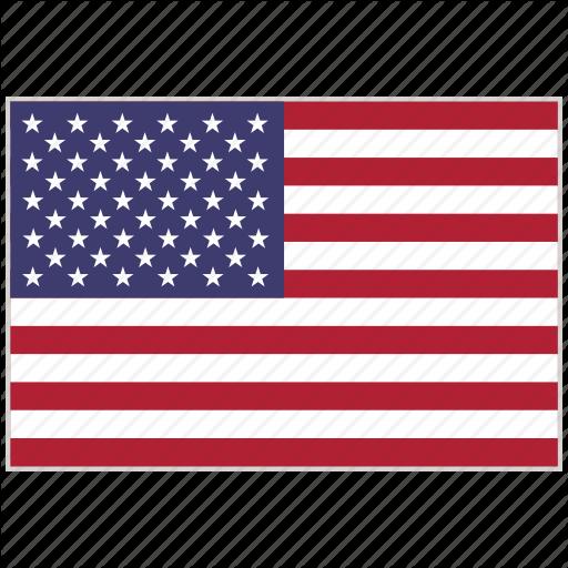 Country, Flag, National, National Flag, Usa, Usa Flag, World Flag Icon