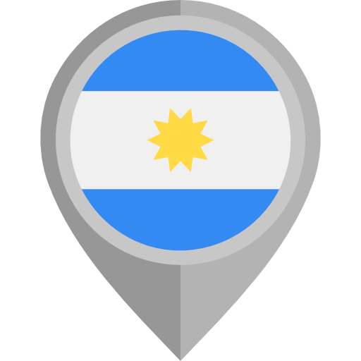 Flag, Nation, Argentina, Placeholder, Flags, Country Icon