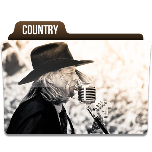 Country, Music, Folder, Folders Icon Free Of Music Folder Icons