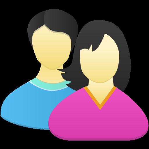 Couple Icon Free Of Flatastic Icons