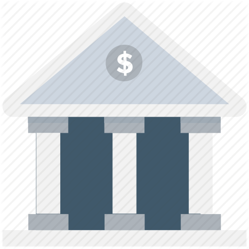 Vector Buildings Bank Transparent Png Clipart Free Download